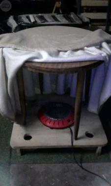 brasero mesa camilla