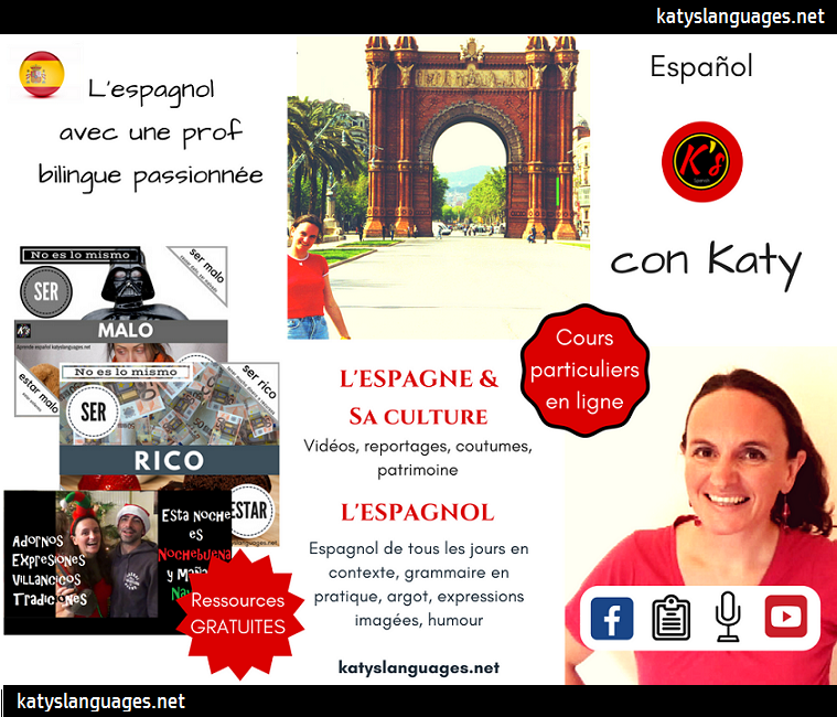 Brochure Espagnol con Katy